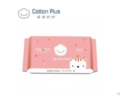 Baby Cotton Facial Tissue