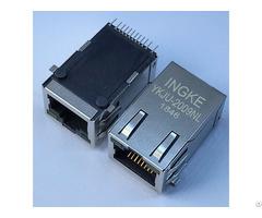 Ingke Ykju 2009nl 100% Cross J3011g21dnl Single Port Smt 100base T Magnetic Rj45 Modular Connectors