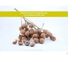 Iqf Frozen Longan Fruit Whole Without Seed Thailand