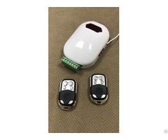 Electric Shutter Door Control