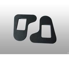 Loader Brake Pads Metal Parts Factory Custom