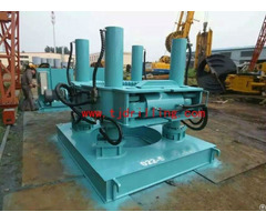 Hydraulic Casing Extractor D1200mm For Double Wall Pipe Pile Foundation