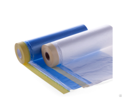 Tape Plastic Sheet