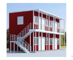Detachable And Flat Pack Container House