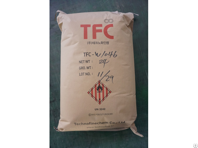 Tfc W Series Blowing Agent