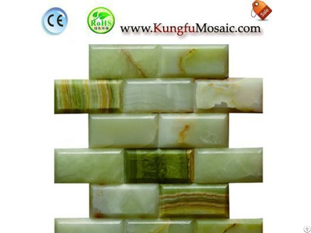 Green Onyx Mosaic Tile
