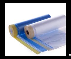 Tape Plastic Sheet