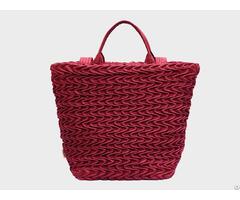 Tote Handbags Ocean Wave Style
