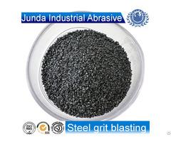 Angular Steel Grit Gl25 For Blasting