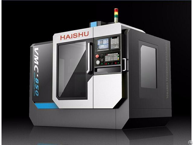 New Type Vmc850 Cnc Vertical Machining Center
