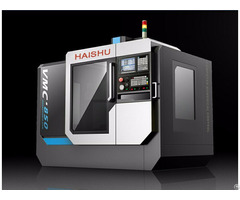 New Type Vmc850 Cnc Vertical Machining Center