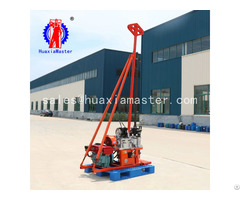 China Yqz 30 Hydraulic Portable Drilling Rig Manufacturer