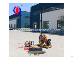 China Yqz 50b Hydraulic Portable Drilling Rig Manufacturer