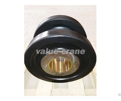Bottom Roller For Sumitomo Ls118rh5 Crawler Crane Undercarriage Parts