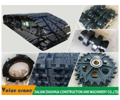 Bottom Roller For Sumitomo Sc700 Crawler Crane Undercarriage Parts Manufacturer