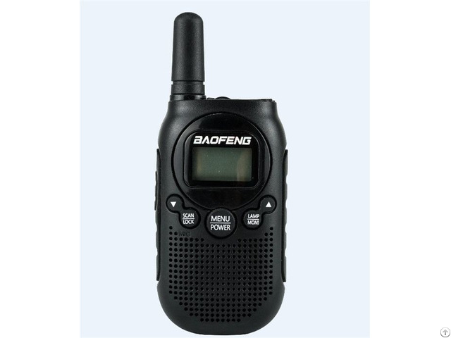 Baofeng T6 Mini Kids Radio Dc Charger Pmr Frs 0 5w