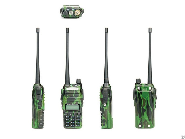 Baofeng Uv 82 High Power Dual Band Portable Walkie Talkie Digital Better Radio