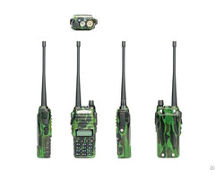 Baofeng Uv 82 High Power Dual Band Portable Walkie Talkie Digital Better Radio