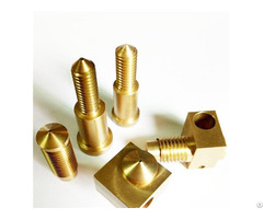 Customized Good Quality High Demand Precisely Brass Cnc Machining 3d Printer Parts