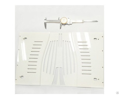 Custom Made Hot Sale New Design Cnc Machining Plates Audio Equipment Anodize Aluminum Panels