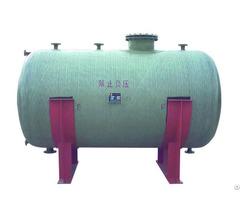 Fiberglass Reinforced Plastic Chemical Tank