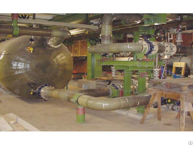 Fiberglass Reinforced Plastic Pickling Chemical Tank