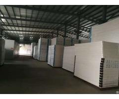 High Density Extruded Polystyrene