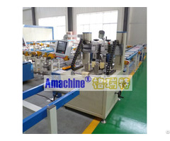 Two-axis Cnc Knurling Machine