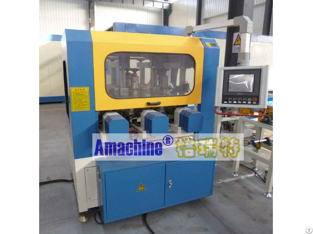 Five-axis Cnc Rolling Machine For Thermal Break Alunimum Profile