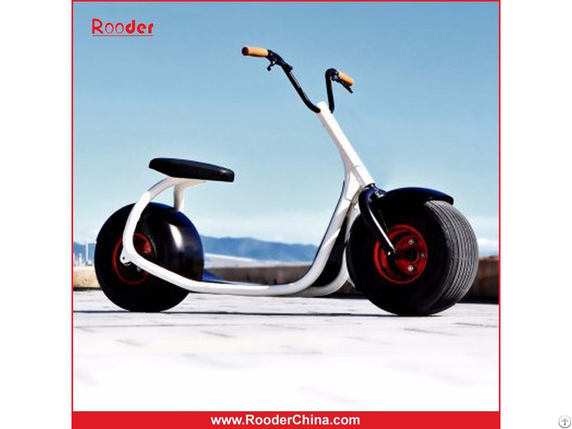 Rooder 2016 2 Wheel Electric Scooter Rooder Adult Two Wheels Electric Motorcycle