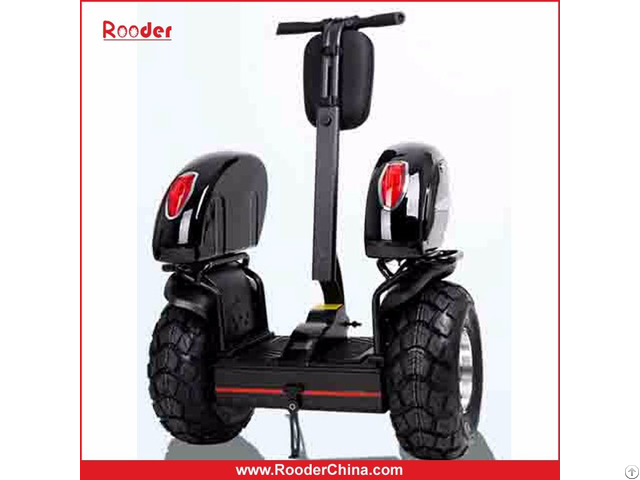 Rooder 2 Wheel Electric Chariot Scooter, Segway For Or Security Guard , Warehouse, Golf Course