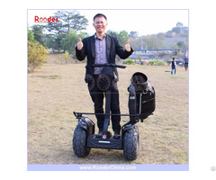 Rooder Golf Segway Scooter