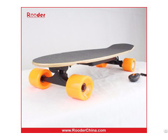 Rooder 2016 New Style Electric Skateboard With Remote Control