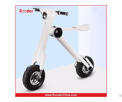 Rooder Et Two Wheel Electric Scooter