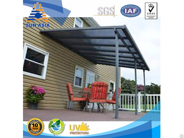 Polycarbonate Twinwall Sheet