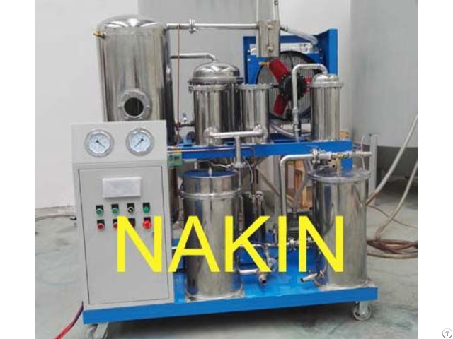 Series Tya Vacuum Lube Oil Purifier