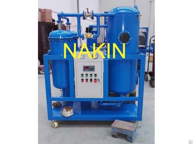 Series Ty Vacuum Turbine Oil Purifier