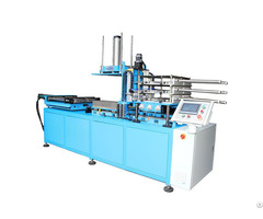 Horizontal One Sided Automatic Sheet Punching Machine