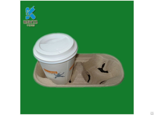 Best Selling Paper Coffee Cup Holder Packaging Tray