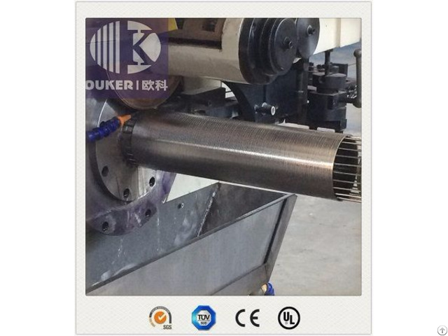 V20 200 Wedge Wire Screen Welding Machine