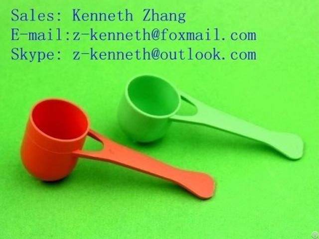 Measuring Scoop Plastic Spoon
