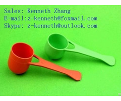 Measuring Scoop Plastic Spoon