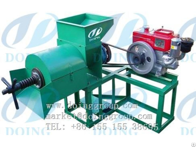 Small Palm Oil Pressing Machine
