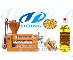 Peanut Groundnut Oil Press Machine