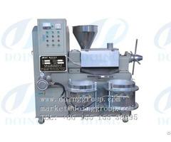 Moringa Seed Oil Extraction Machine