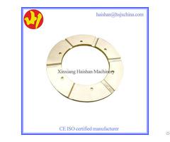 High Quality Bronze Metso G12 Thrust Bearing Plate