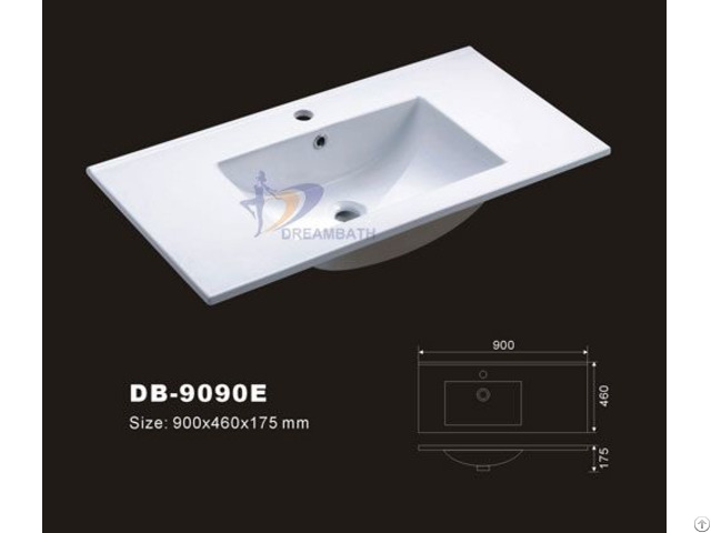 Wash Basin And Ceramic Sink From Dreambath