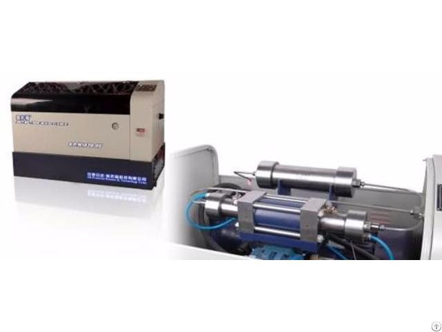 Pipe Prefabrication Automatic High Pressure Water Beveling Machine