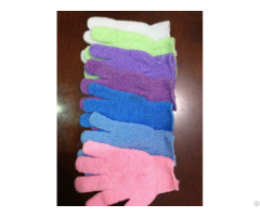 High Impact Bath Shower Gloves