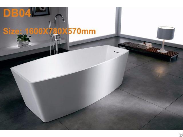 Solid Surface Bathtub